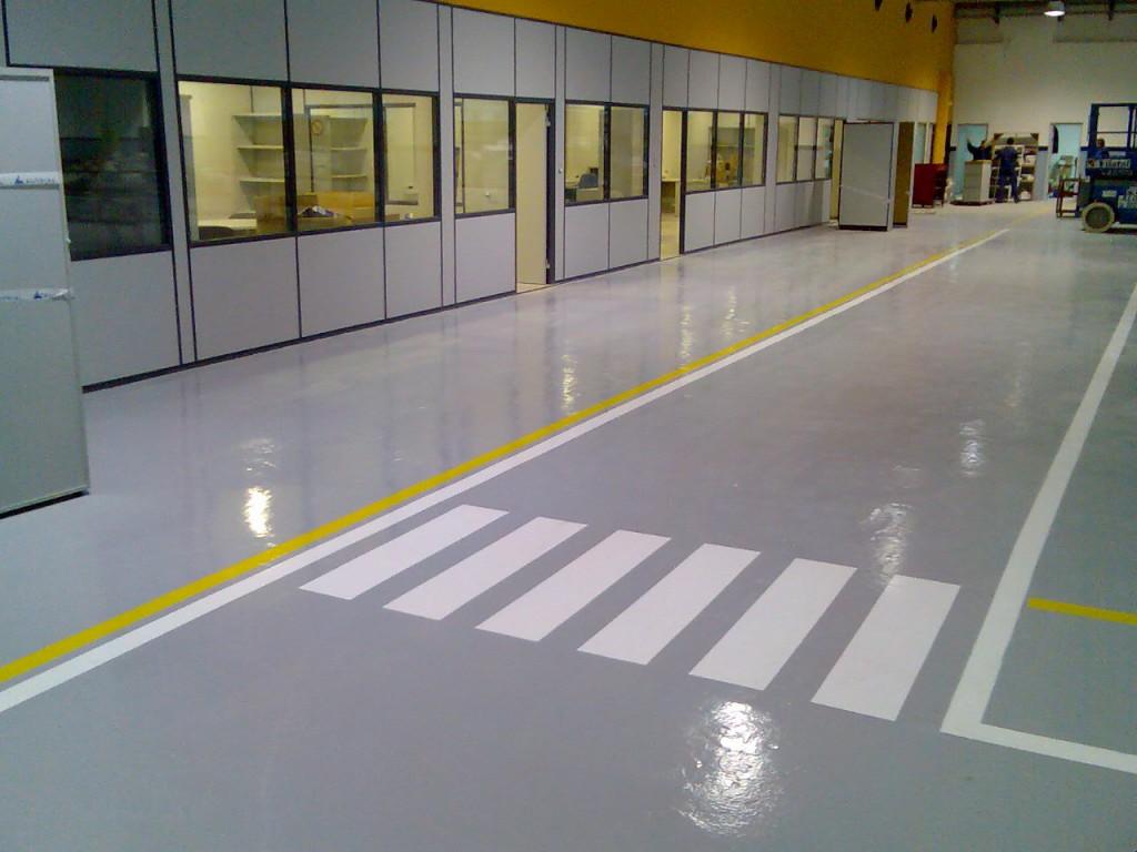 Trabajos - Pintura poliuretano suelos ...